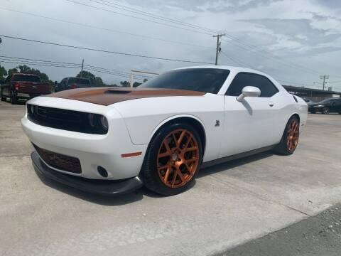 2015 Dodge Challenger for sale at Auto Associates in Breaux Bridge LA