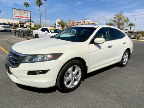 2010 Honda Accord Crosstour for sale at Charlie Cheap Car in Las Vegas NV