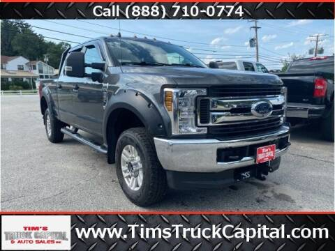 2019 Ford F-250 Super Duty for sale at TTC AUTO OUTLET/TIM'S TRUCK CAPITAL & AUTO SALES INC ANNEX in Epsom NH