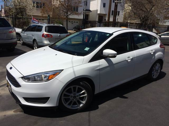 2016 Ford Focus for sale at GTR Auto Solutions in Newark NJ