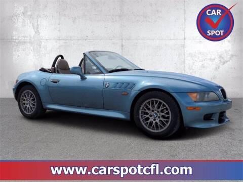 1999 BMW Z3 for sale at Car Spot Of Central Florida in Melbourne FL