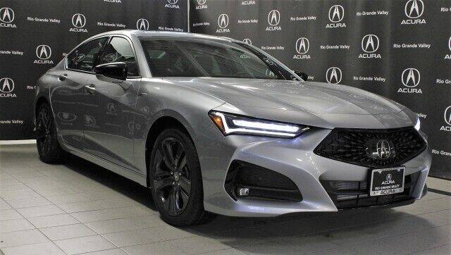 2021 Acura TLX for sale in San Juan, TX