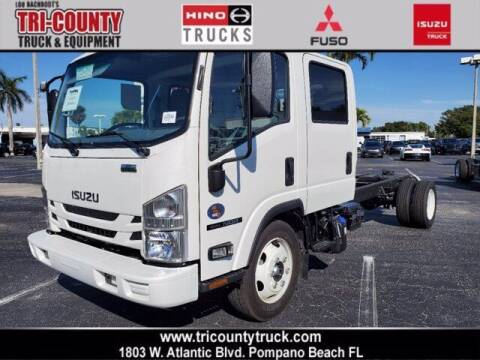 2021 Isuzu NQR for sale at TRUCKS BY BROOKS in Pompano Beach FL