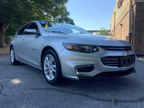 2018 Chevrolet Malibu for sale at Active Auto Sales Inc in Philadelphia PA