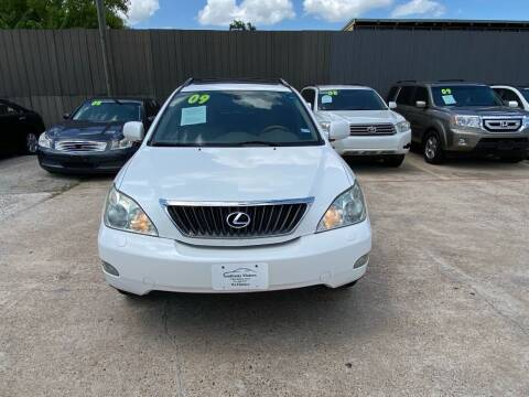 2009 Lexus RX 350 for sale at SOUTHWAY MOTORS in Houston TX