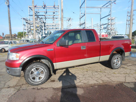 2007 Ford F-150 for sale at Salmon Automotive Inc. in Tracy MN
