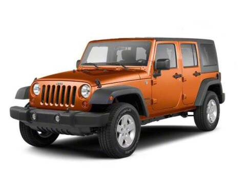 2011 Jeep Wrangler Unlimited for sale at 495 Chrysler Jeep Dodge Ram in Lowell MA