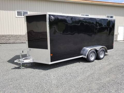 2019 Cargo Pro 7x16+2 7K for sale at Trailer World in Brookfield NS