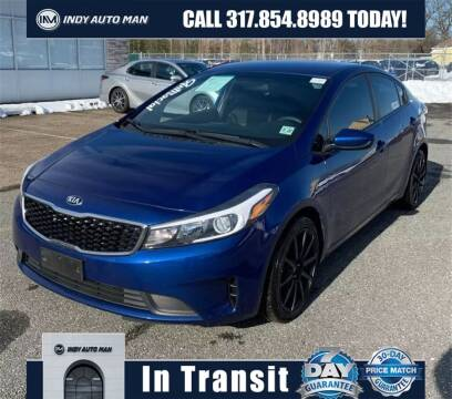 2017 Kia Forte for sale at INDY AUTO MAN in Indianapolis IN