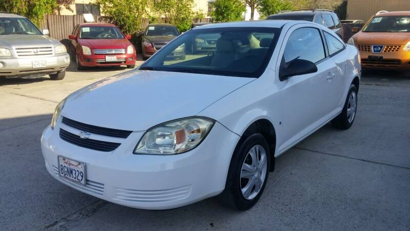 2009 Chevrolet Cobalt for sale at Carspot Auto Sales in Sacramento CA