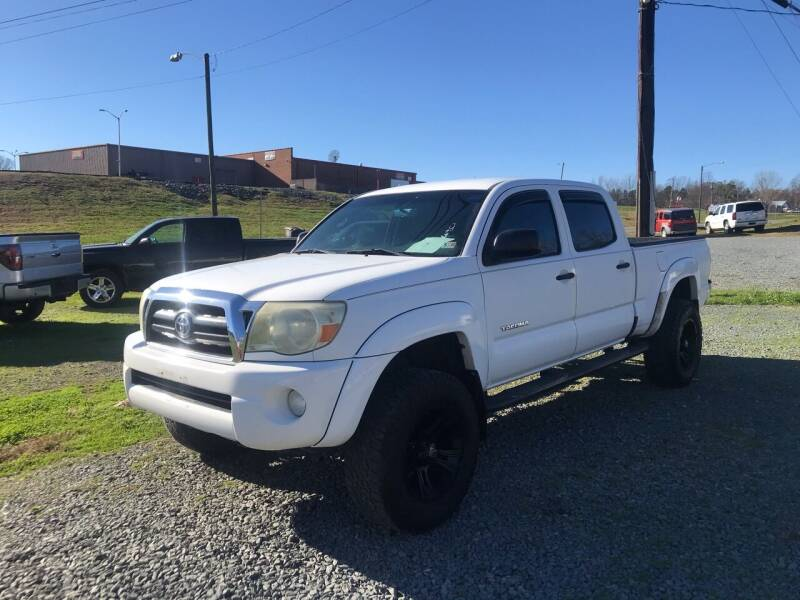 2008 Toyota Tacoma for sale at Clayton Auto Sales in Winston-Salem NC