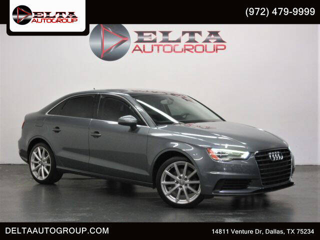 2015 Audi A3 for sale in Farmers Branch, TX