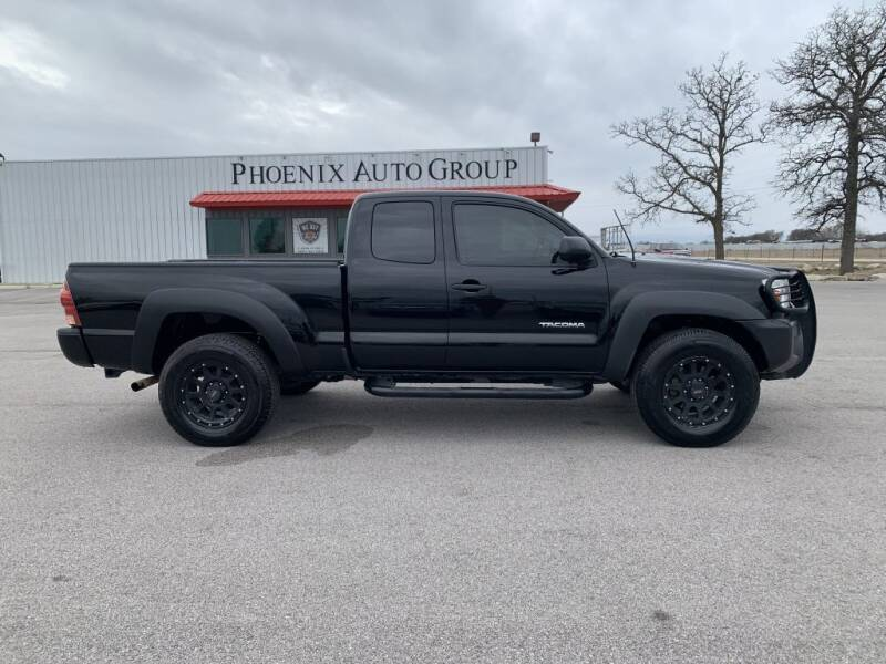 2015 Toyota Tacoma for sale at PHOENIX AUTO GROUP in Belton TX