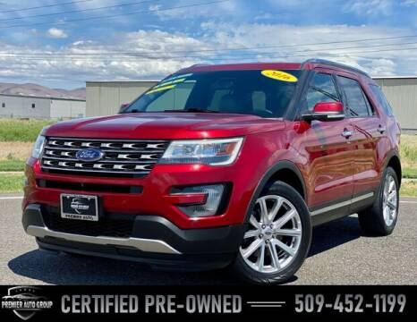 2016 Ford Explorer for sale at Premier Auto Group in Union Gap WA