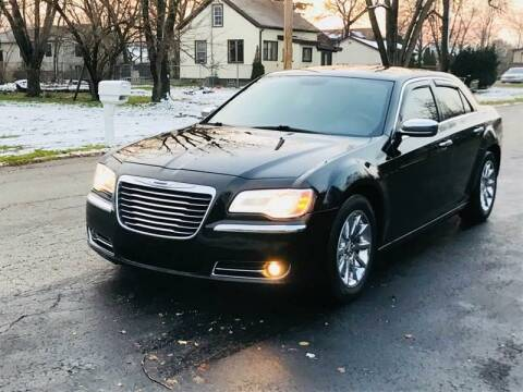 2012 Chrysler 300 for sale at I57 Group Auto Sales in Country Club Hills IL