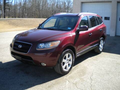 2008 Hyundai Santa Fe for sale at Route 111 Auto Sales in Hampstead NH