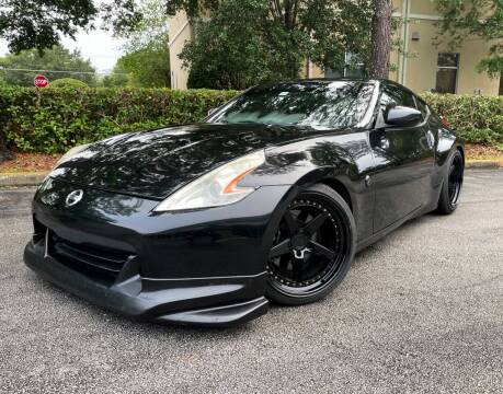 2009 Nissan 370Z for sale at CARPORT SALES AND  LEASING in Oviedo FL