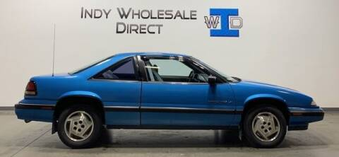 1990 Pontiac Grand Prix for sale at Indy Wholesale Direct in Carmel IN
