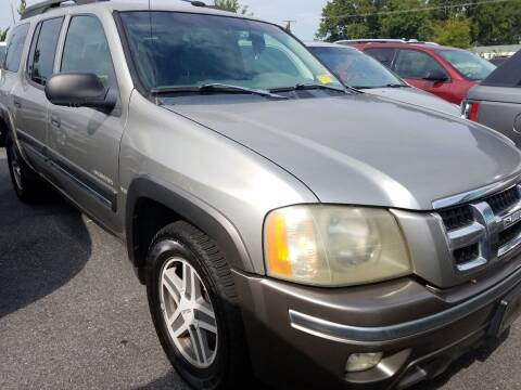 2003 Isuzu Ascender for sale at Lakeview Motors in Clarksville VA