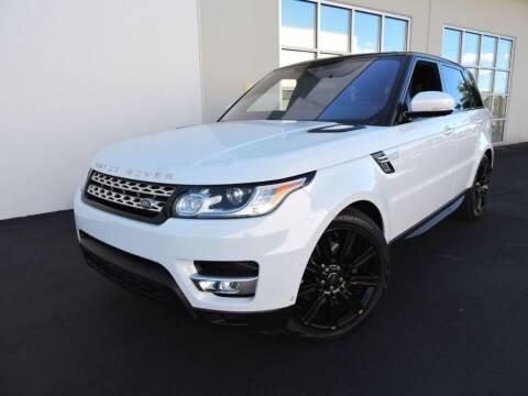 2017 Land Rover Range Rover Sport for sale at PK MOTORS GROUP in Las Vegas NV