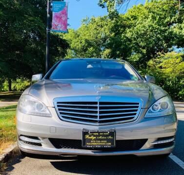2010 Mercedes-Benz S-Class for sale at Rallye  Motors inc. in Newark NJ