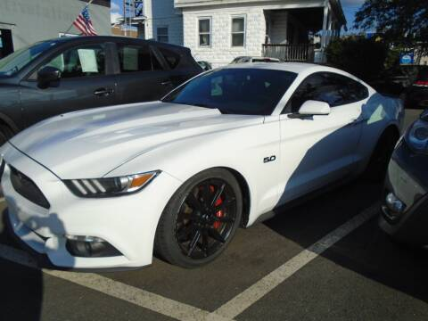 2016 Ford Mustang for sale at Greg's Auto Sales in Dunellen NJ
