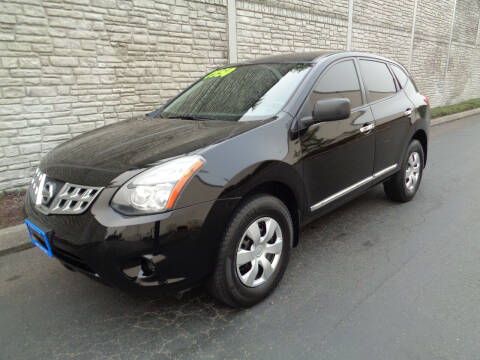 2015 Nissan Rogue Select for sale at Matthews Motors LLC in Algona WA