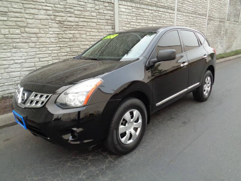 2015 Nissan Rogue Select for sale at Matthews Motors LLC in Algona WA