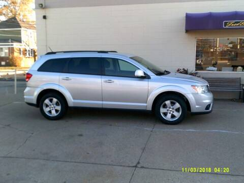 2012 Dodge Journey for sale at Fred Elias Auto Sales in Center Line MI