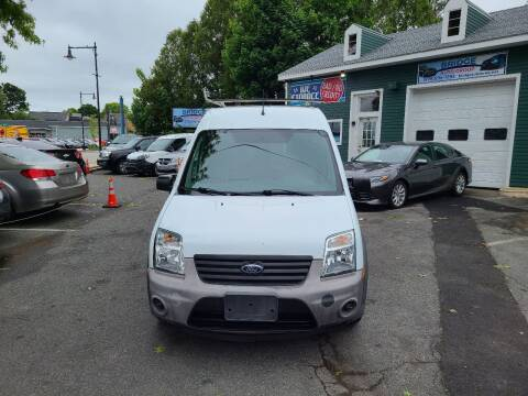 2012 Ford Transit Connect for sale at Bridge Auto Group Corp in Salem MA