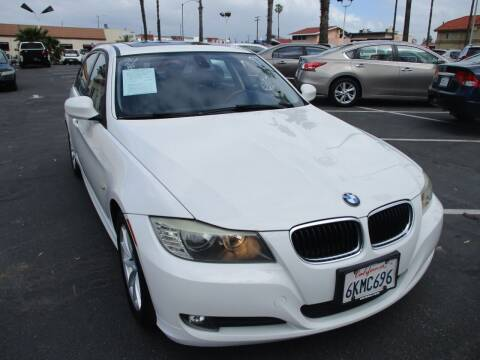 2010 BMW 3 Series for sale at F & A Car Sales Inc in Ontario CA
