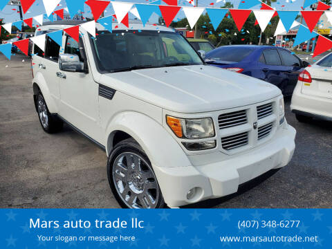 2011 Dodge Nitro for sale at Mars auto trade llc in Kissimmee FL