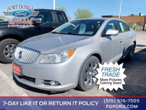 2010 Buick LaCrosse for sale at Fort Dodge Ford Lincoln Toyota in Fort Dodge IA