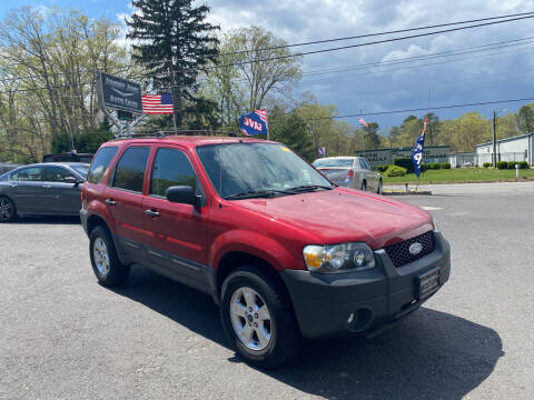 2006 Ford Escape for sale at Jimmy Jims Auto Sales in Tabernacle NJ