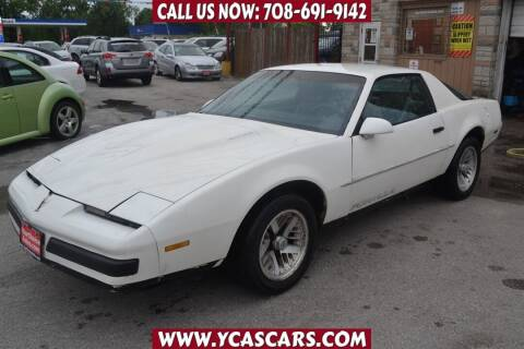 1990 Pontiac Firebird for sale at Your Choice Autos - Crestwood in Crestwood IL