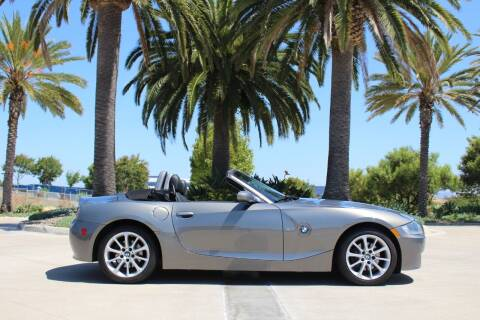 2007 BMW Z4 for sale at Miramar Sport Cars in San Diego CA