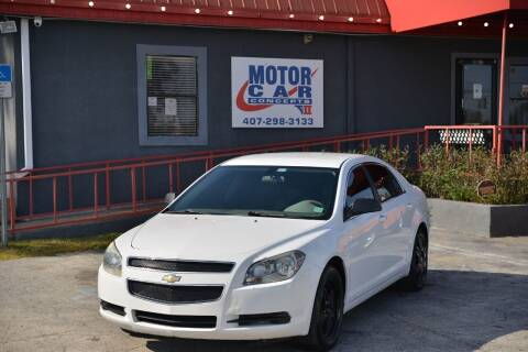 2011 Chevrolet Malibu for sale at Motor Car Concepts II - Kirkman Location in Orlando FL