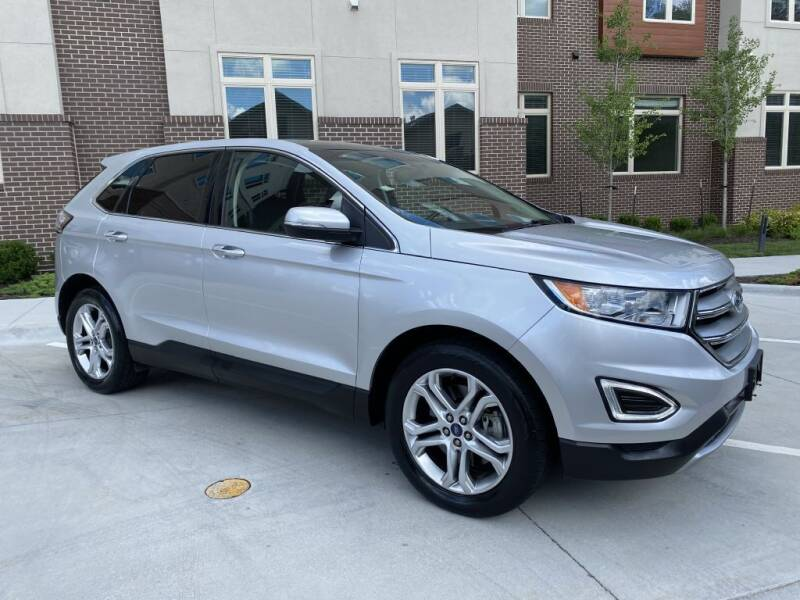 2018 Ford Edge for sale in Overland Park, KS