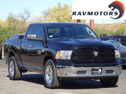 2016 RAM Ram Pickup 1500 for sale at RAVMOTORS in Burnsville MN