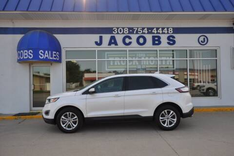 2017 Ford Edge for sale at Jacobs Ford in Saint Paul NE