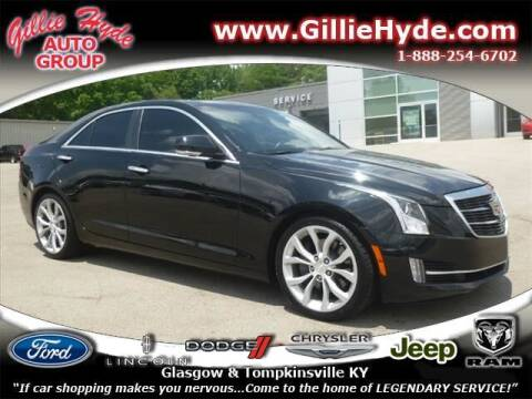 2017 Cadillac ATS for sale at Gillie Hyde Auto Group in Glasgow KY