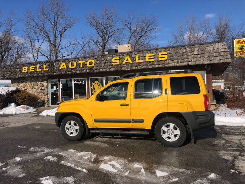2006 Nissan Xterra for sale at BELL AUTO & TRUCK SALES in Fort Wayne IN