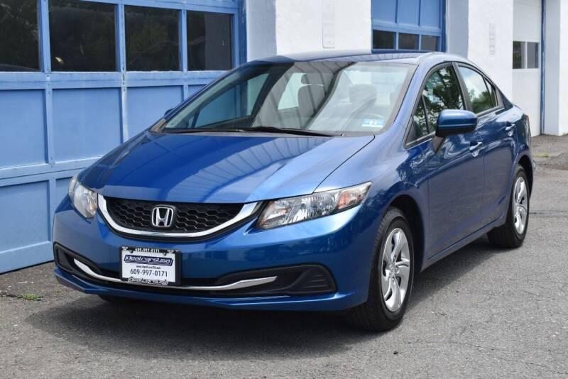 2015 Honda Civic for sale at IdealCarsUSA.com in East Windsor NJ
