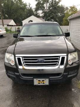 2007 Ford Explorer Sport Trac for sale at Al's Linc Merc Inc. in Garden City MI
