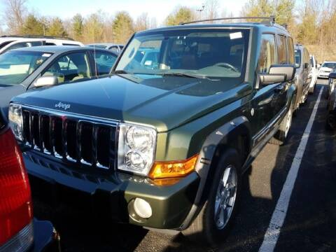 2007 Jeep Commander for sale at Glory Auto Sales LTD in Reynoldsburg OH