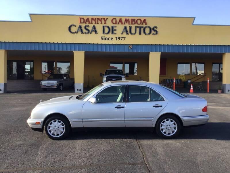 1999 Mercedes-Benz E-Class for sale at CASA DE AUTOS, INC in Las Cruces NM