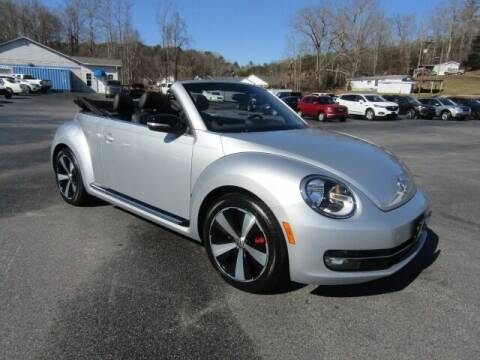 2012 Volkswagen Beetle for sale at Specialty Car Company in North Wilkesboro NC