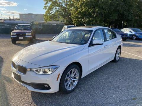 2018 BMW 3 Series for sale at NYC Motorcars in Freeport NY