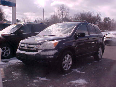 2011 Honda CR-V for sale at Bates Auto & Truck Center in Zanesville OH