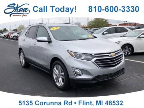 2018 Chevrolet Equinox for sale at Jamie Sells Cars 810 in Flint MI